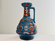 Gorgeous Vintage West German Handled Vase by Bay Keramik