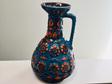 Gorgeous Vintage West German Handled Vase by Bay Keramik