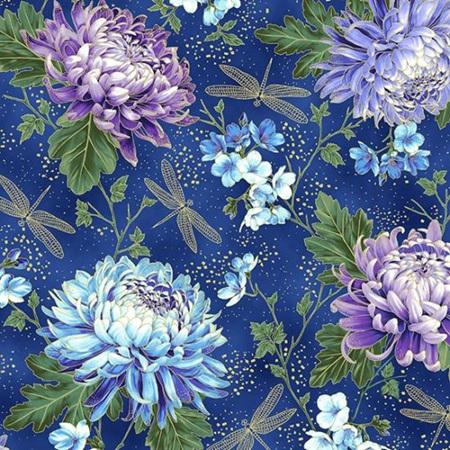 Graceful Garden Hydrangea Royal/Gold S7730-18G