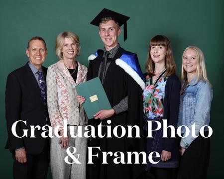 Graduation Photo & Frame