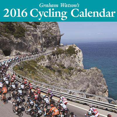 Graham Watson's 2016 Cycling Calendar