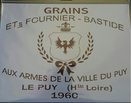 Grains French Feedsack Replica MDS