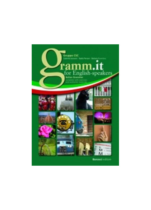 Grammit for English Speakers Italian Grammar