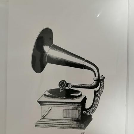 Gramophone Prints