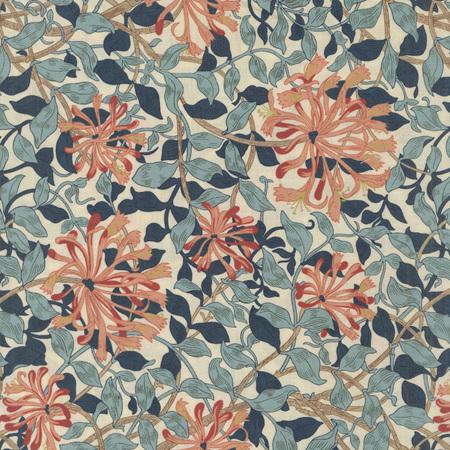 Granada Honeysuckle Aqua PWWM057Aqua