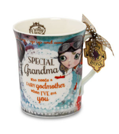 Grandma Mug - Verity Rose