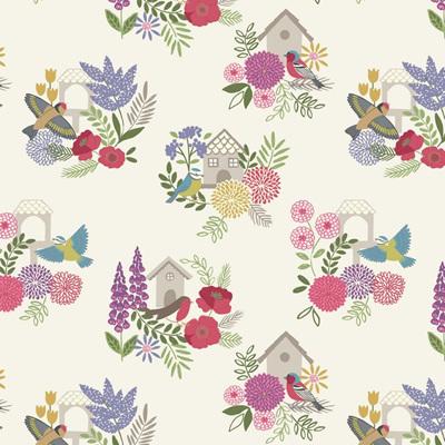 Grandma's Garden - Bird Houses