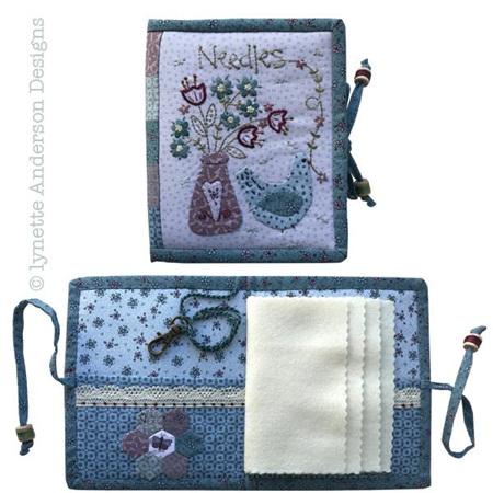 Grandma's Needlecase by Lynette Anderson