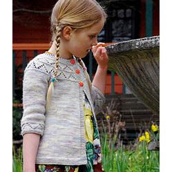 Granny's Favourite Cardigan by Tikki Knits - Pattern