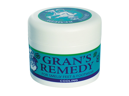 Gran's Remedy Foot Powder Cooling 50g