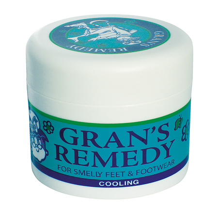 Gran's Remedy Foot Powder Cooling 50g