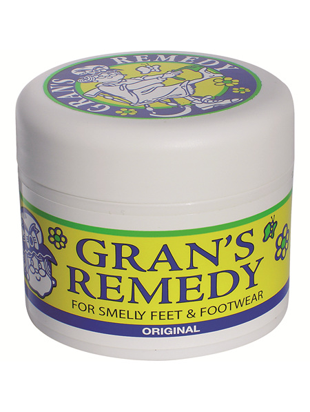 Gran's Remedy Foot Powder Original 50g