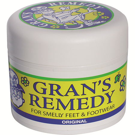 Gran's Remedy Foot Powder Original 50g