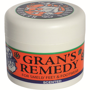 Gran's Remedy Foot Powder Scented 50g