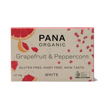 Grapefruit & Peppercorn Bar