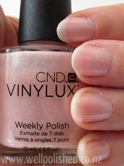 Grapefruit Sparkle Vinylux
