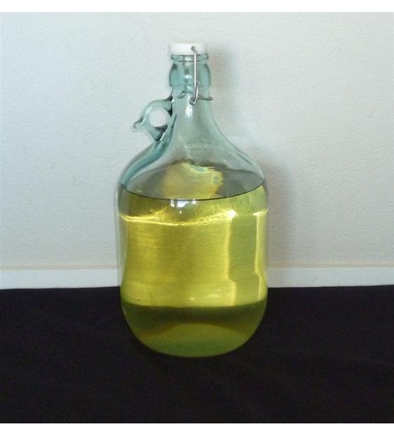 Grapefruit Wine After Bentonite