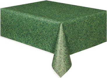 Grass design tablecover
