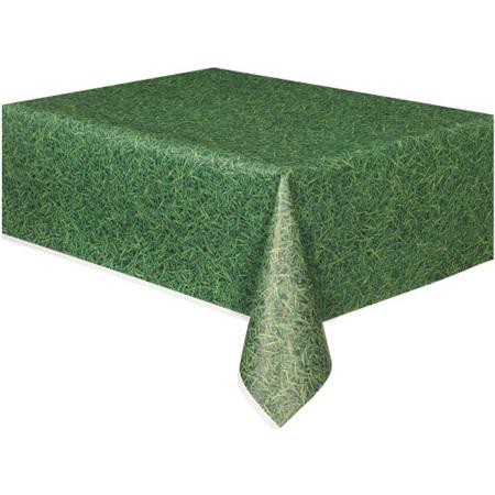 Grass design tablecover