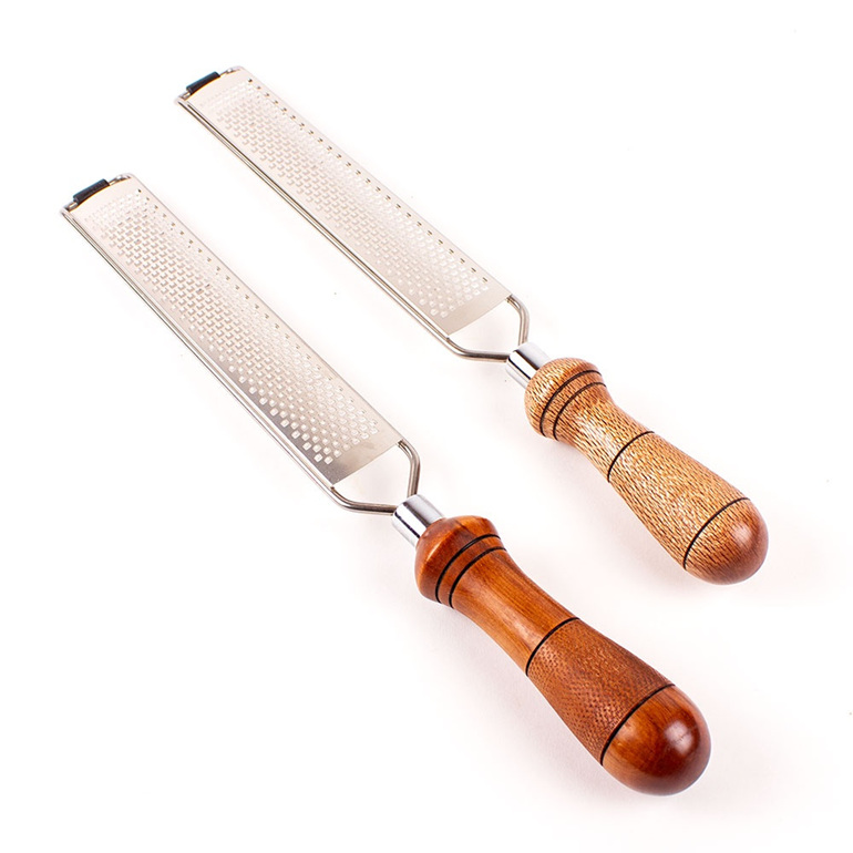Grater with Wooden Handle