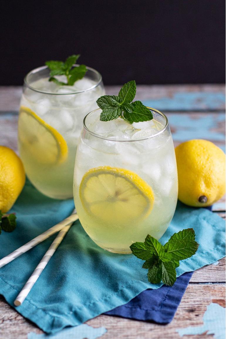 Gratitude Kefir Lemon & Ginger Drink