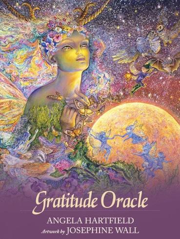 Gratitude Oracle Cards