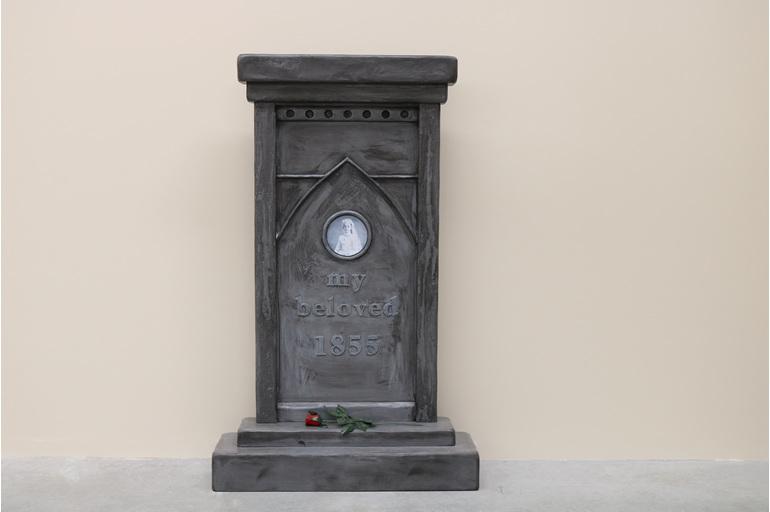 gravestone prop hire