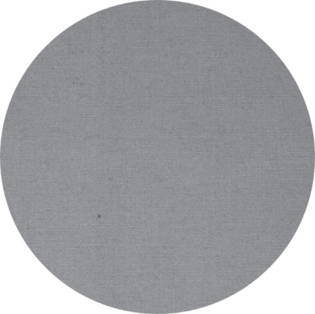 """Gray"", GOTS Organic Cotton Canvas"