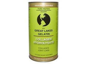 Great Lakes Gelatin- Collagen Hydrolysate 454gm