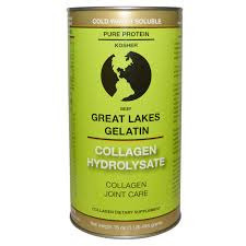 Great Lakes Gelatin- Collagen Hydrolysate 454gm