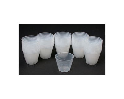 Great Planes Epoxy Mixing Cups 50 Pieces