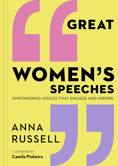 Great Women's Speeches (PRE-ORDER ONLY)