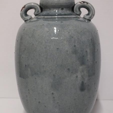 Greco grey urn C3233