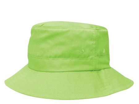 Green Bucket Hat