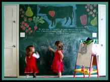 """""""Green Chalkboard"""""""