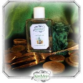 Lwil Djab Vet: Green Devil Oil