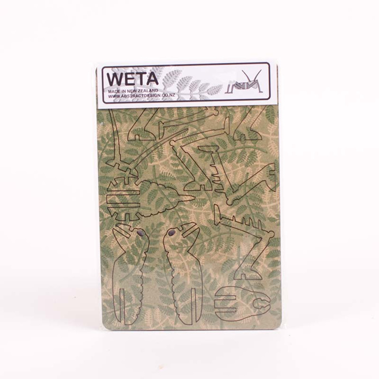 green fern weta flatpack