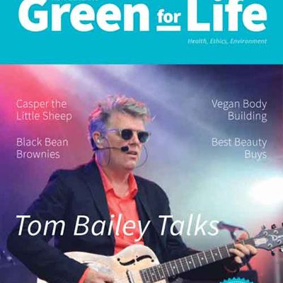 Green For Life - Vegan Society Magazine