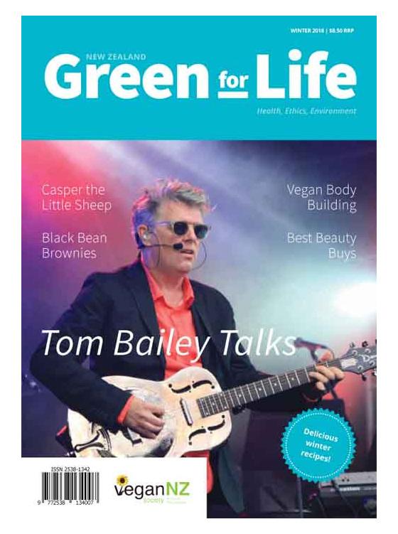 Green For Life - Vegan Society Magazine