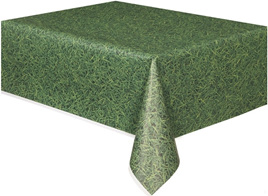 Green Grass table Cover 1.37m x 2.74m