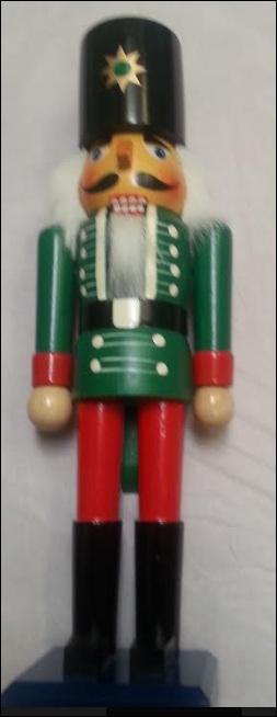 Green  Nutcracker