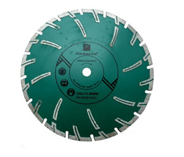 Green Saw Bade 10""