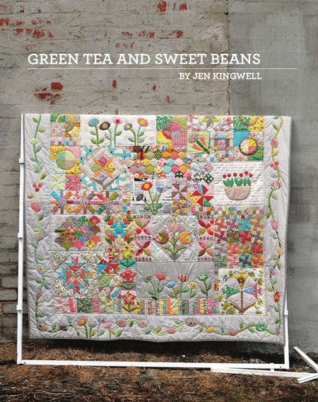Green Tea and Sweet Beans Booklet