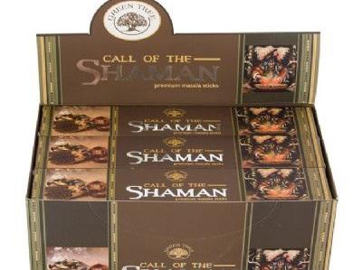 Green Tree Call of Shaman Incense