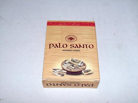 Green Tree Palo Santo Incense Cones