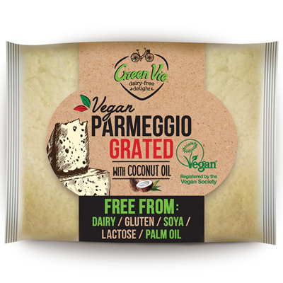 Green Vie Grated Parmesan Cheese