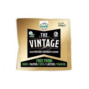 Green Vie The Vintage Cheddar Block 200g