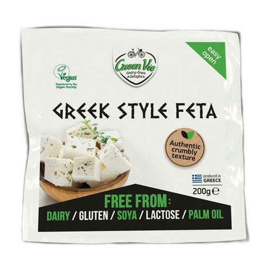 Green Vie Vegan Feta