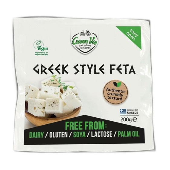 Green Vie Vegan Feta
