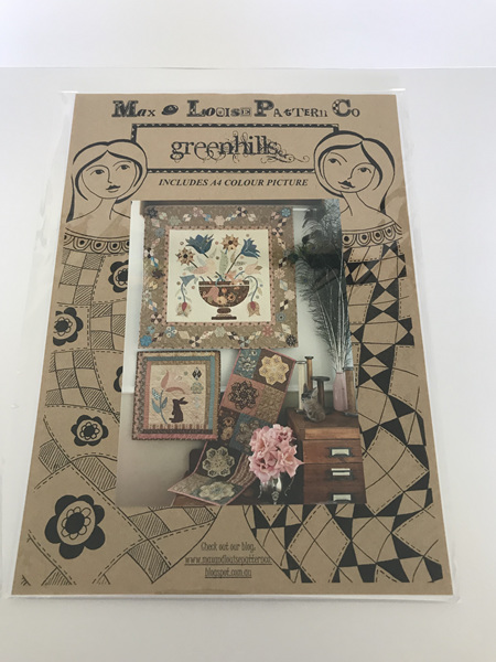 Greenhills Quilt Pattern